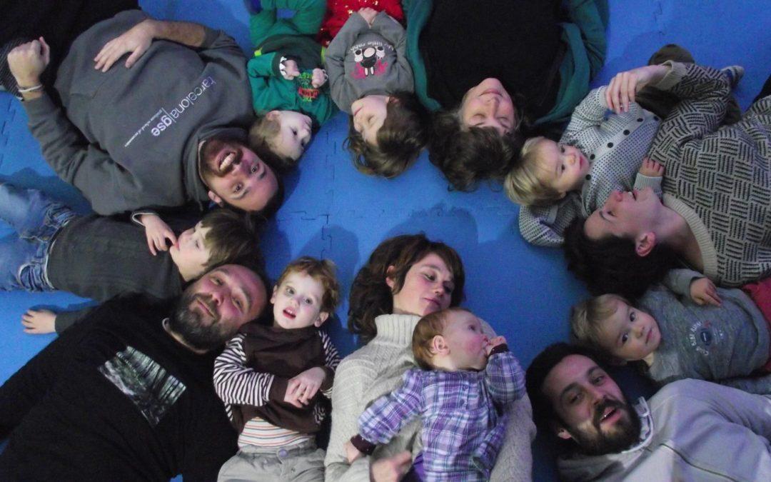 Grupo de crianza – Gratuito