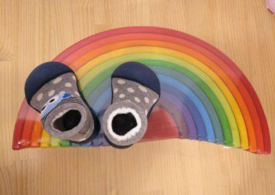 Psicología perinatal, duelo y maternidad arcoiris